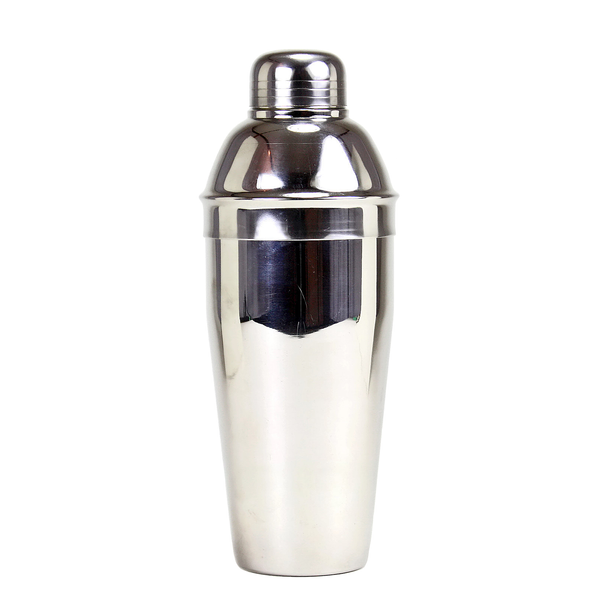 Cobbler Cocktail Shaker Stainless Steel Audrey Would