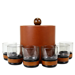Mid Century Barware Collection available at Audrey Would!