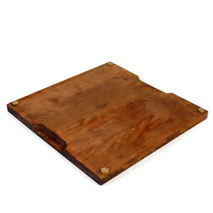 Signed Wooden Baribocraft Cheese Board.