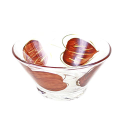 Vintage Chip & Dip Bowls Mid-Century 1960s Enchant Ware