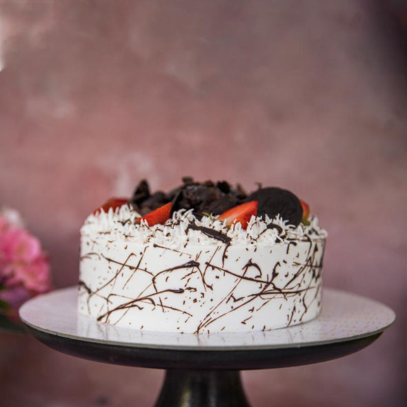 Black Forest Cake cake The Cherry Tree Bakery