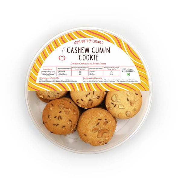 Cashew Cumin Cookies Cookies The Cherry Tree Bakery