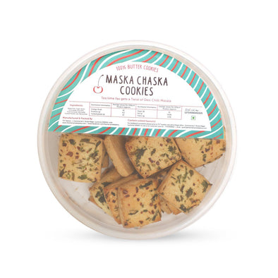 Maska Chaska Cookies Cookies The Cherry Tree Bakery