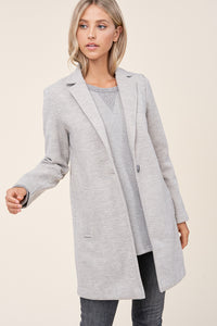 Nova Herringbone Coat