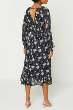 Load image into Gallery viewer, Nola Ruffle Midi Dress
