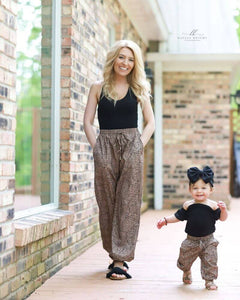 Noah Mommy & Me Jogger - Toddler