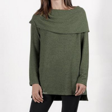 Load image into Gallery viewer, Eloisa Cowl Neck Sweater
