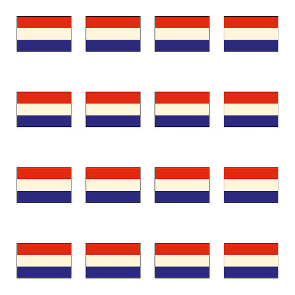 iD4 Netherlands Flag