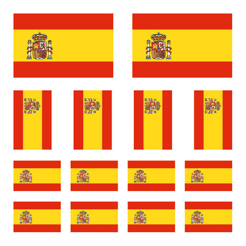Spanish Flag Mix
