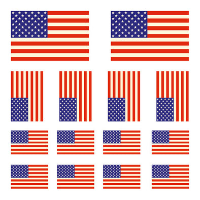 iD4 USA Flag Mix