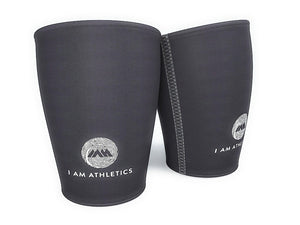 I am Athletics Neoprene Knee Sleeves