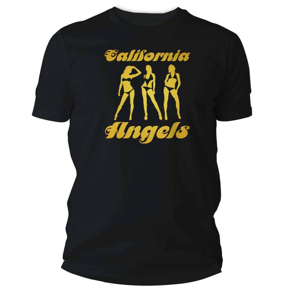 California Angels Graphic T Shirt - Kurolabel Brand