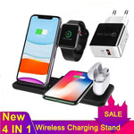Load image into Gallery viewer, 4 in 1 Wireless Charging Stand
