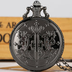 Load image into Gallery viewer, Black Butler Pocket Watch