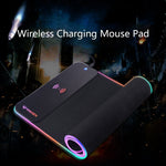 Load image into Gallery viewer, Wireless charging mouse pad