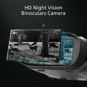 HD Night Vision Binoculars Camera