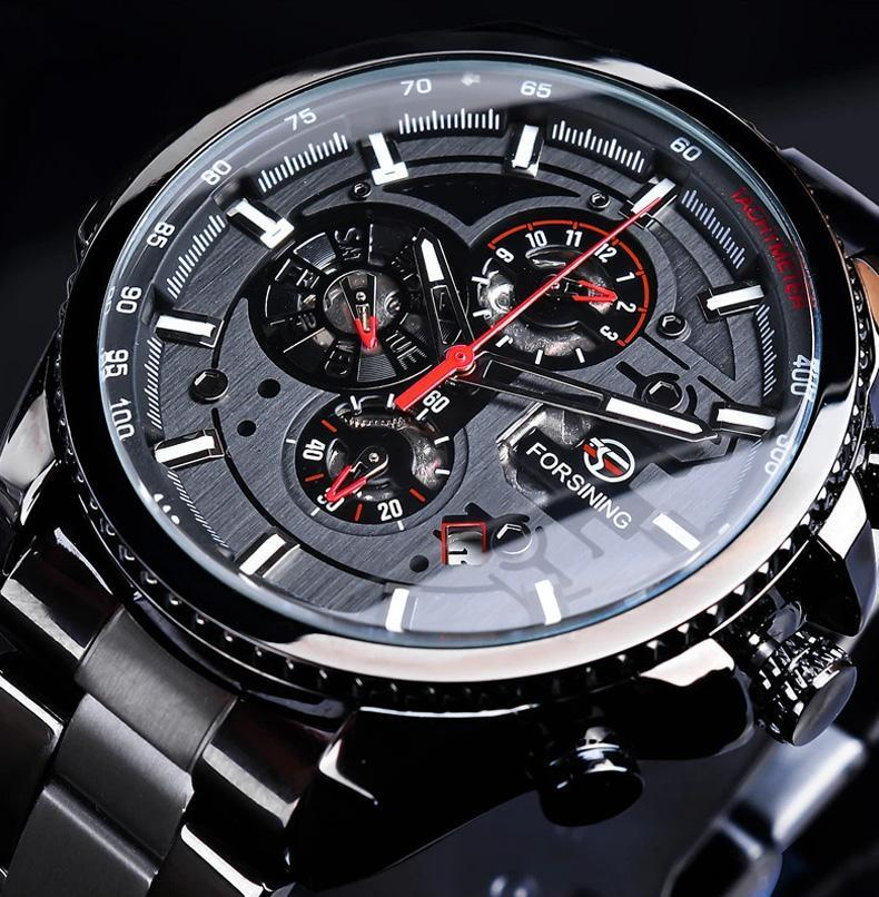 Waterproof Mechanical Watch