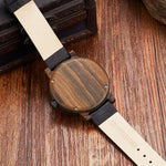 Load image into Gallery viewer, Compass Turntable Men's Wooden Watch