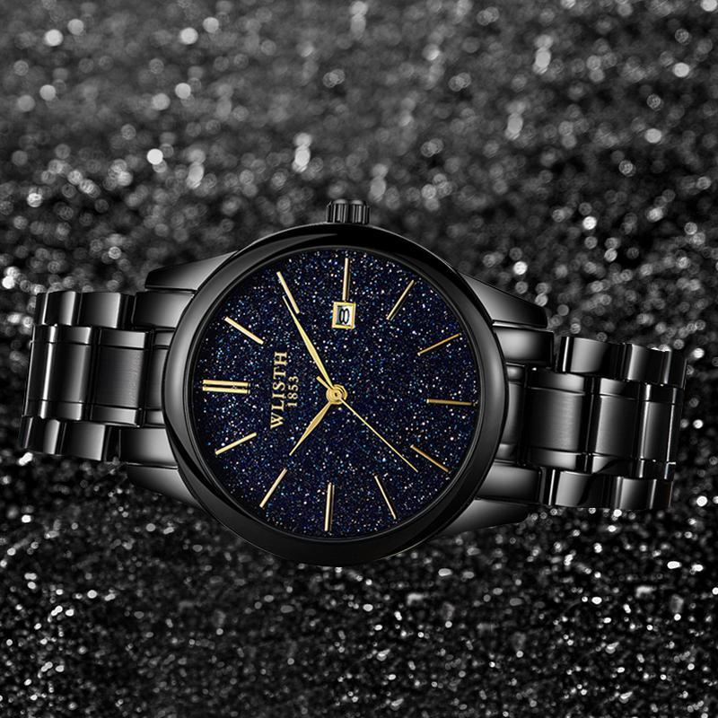 Dazzling Night Fashion Quartz Watch