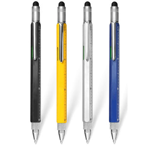 6 in 1 Multi-functional Stylus Pen