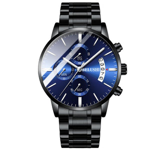 Luxury Waterproof Wristwatch