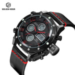 Load image into Gallery viewer, Digital Mechanist Waterproof Watch