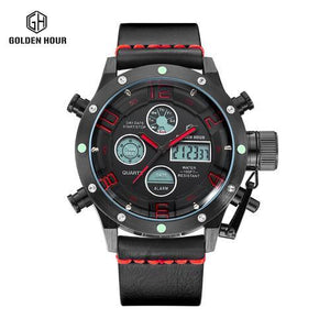 Digital Mechanist Waterproof Watch