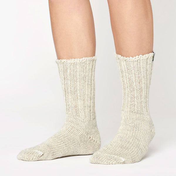 Rugger wool socks - Light Grey