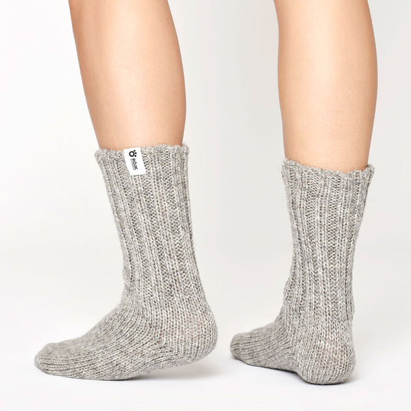 Rugger wool socks - Grey