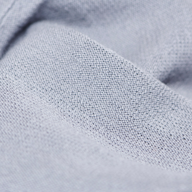 Men's Stray Merino Sweater - Grey Marl