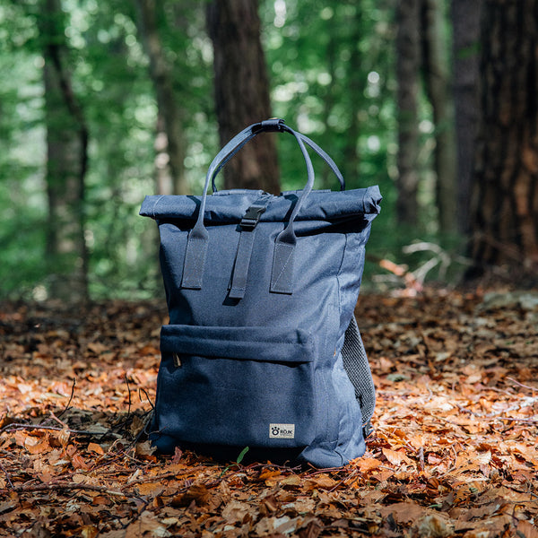 Stig Backpack - Navy - 18L