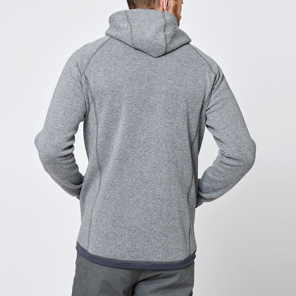 Limited Men's Eskimo Hoodie - Grey