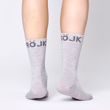 Hiker Merino Socks - Light Grey