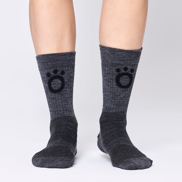 Hiker Merino Socks - Salmiak