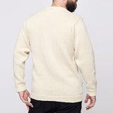 Norrby Wool Sweater - Natural white
