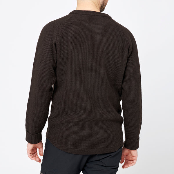 Men's Rambler Wool Sweater - Acorn