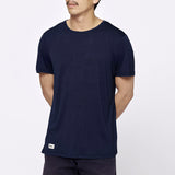 Men's Merino T-shirt - Navy