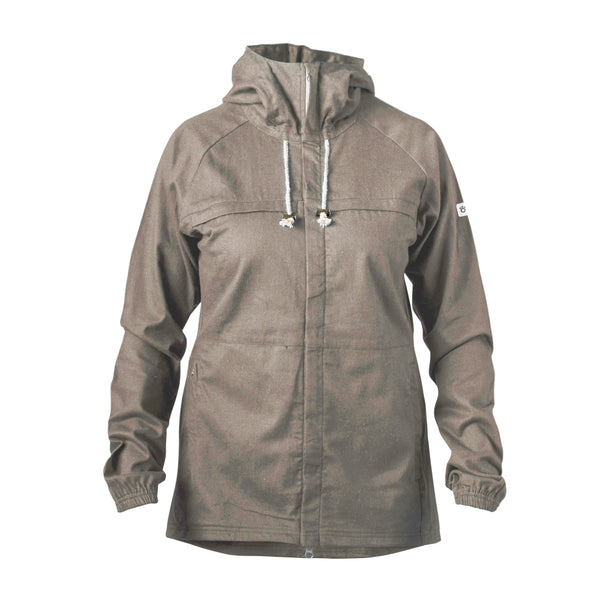 Women's Rover Hemp Jacket - Hazel