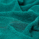 Women's Wool Pile Quads - Green Forest
