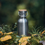 Stainless Steel Bottle 500 ml - Silver