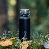 Stainless Steel Thermos 500 ml - Black