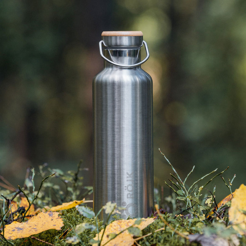 Stainless Steel Thermos 750 ml - Silver
