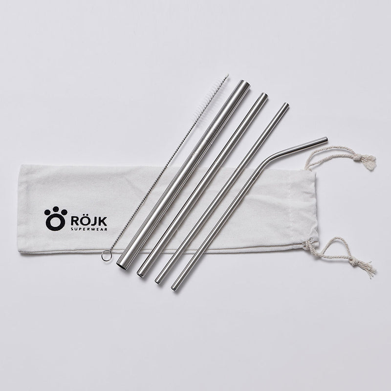 Stainless Steel Straw Bundle