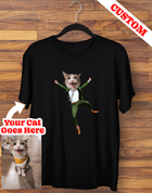 Custom Hype Cat T-shirt