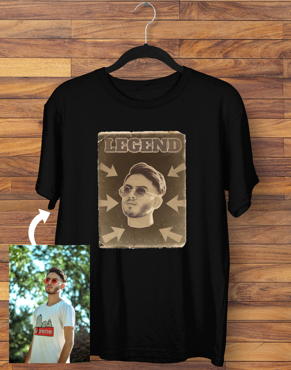 Custom Legend T-shirt