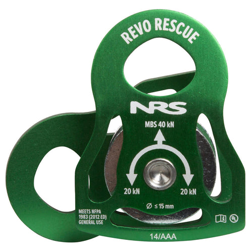 NRS Revo Rescue Pulley