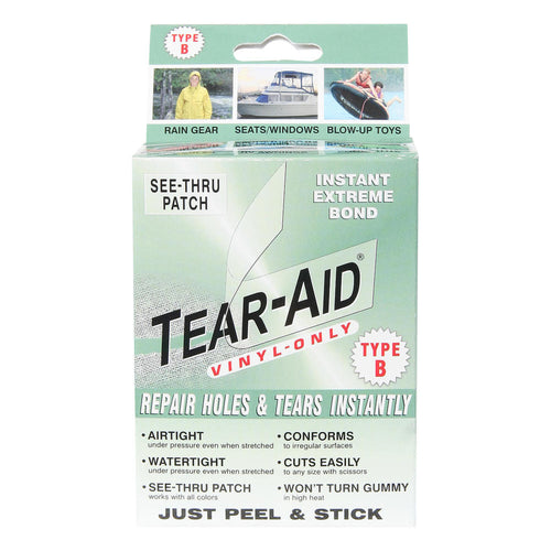 Tear Aid Patch Type B - Vinyl/PVC