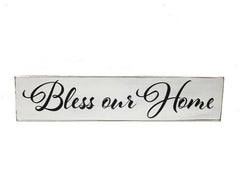 All Seasons Bless This Home Sign