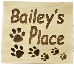 All Seasons Bailey's Place Sign