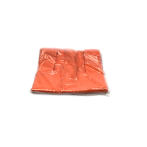 M Size Orange Plastic Bag(3BowlBag)(30PCS*10PKT)